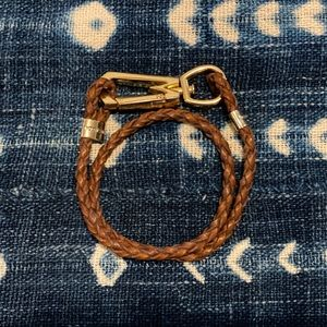 Marc By Marc Jacobs leather rope Bracelet/necklace